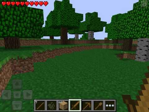 Minecraft Pocket Edition   Survival Episodio 1   Español
