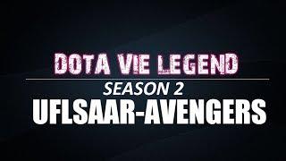DVL-SS2   Trận 5   Ulfsaar vs The Avengers 14/01/2019
