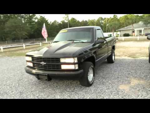 1993 Chevrolet C1500 454 SS startup. exhaust. engine. interior. and exterior review