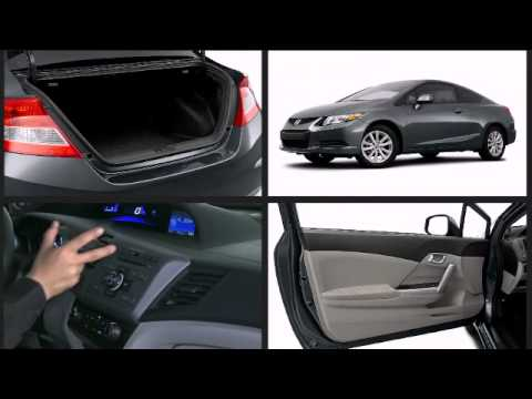 2012 Honda Civic Video