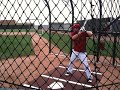 Stephen Drew batting practice