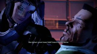 Mass Effect 2 - Elias Kelham interrogation.