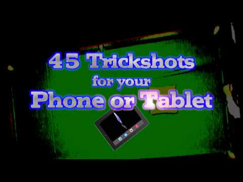 John Virgo Trickshot App Video