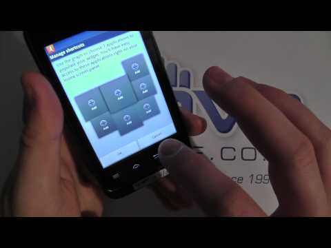 Motorola DEFY MINI Softtware Tour