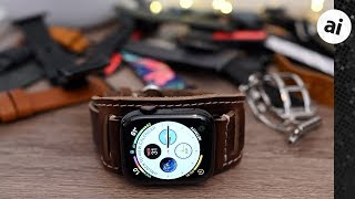 The Best Bands & Straps For Your Shiny New Apple Watch