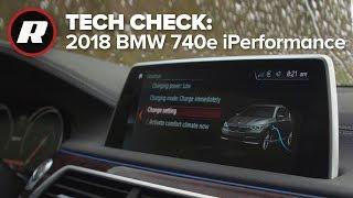 The tech in 2018 BMW 7 Series feels like magic - 740e xDrive iPerformance