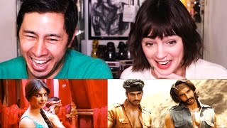 GUNDAY | Trailer Reaction & Discussion with Casey Ruggieri!