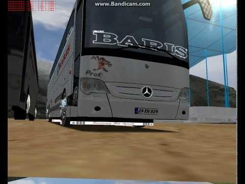 24 EN 924 - Can Barış Turizm ( Mercedes - Benz Travego 17 SHD )