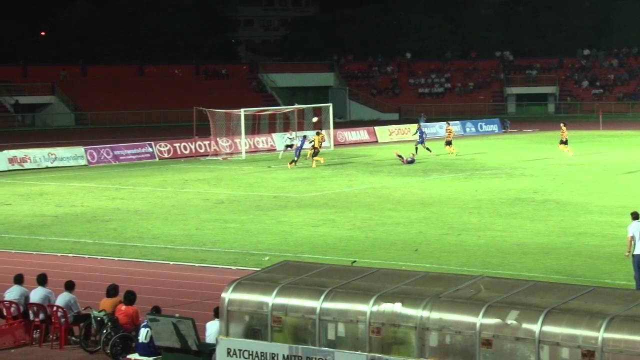 Ratchaburi FC 3-2 Bangkok Glass