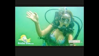 MY FIRST SCUBA DIVING EXPERIENCE IN GOA, BAT ISLAND, ARABIAN SEA