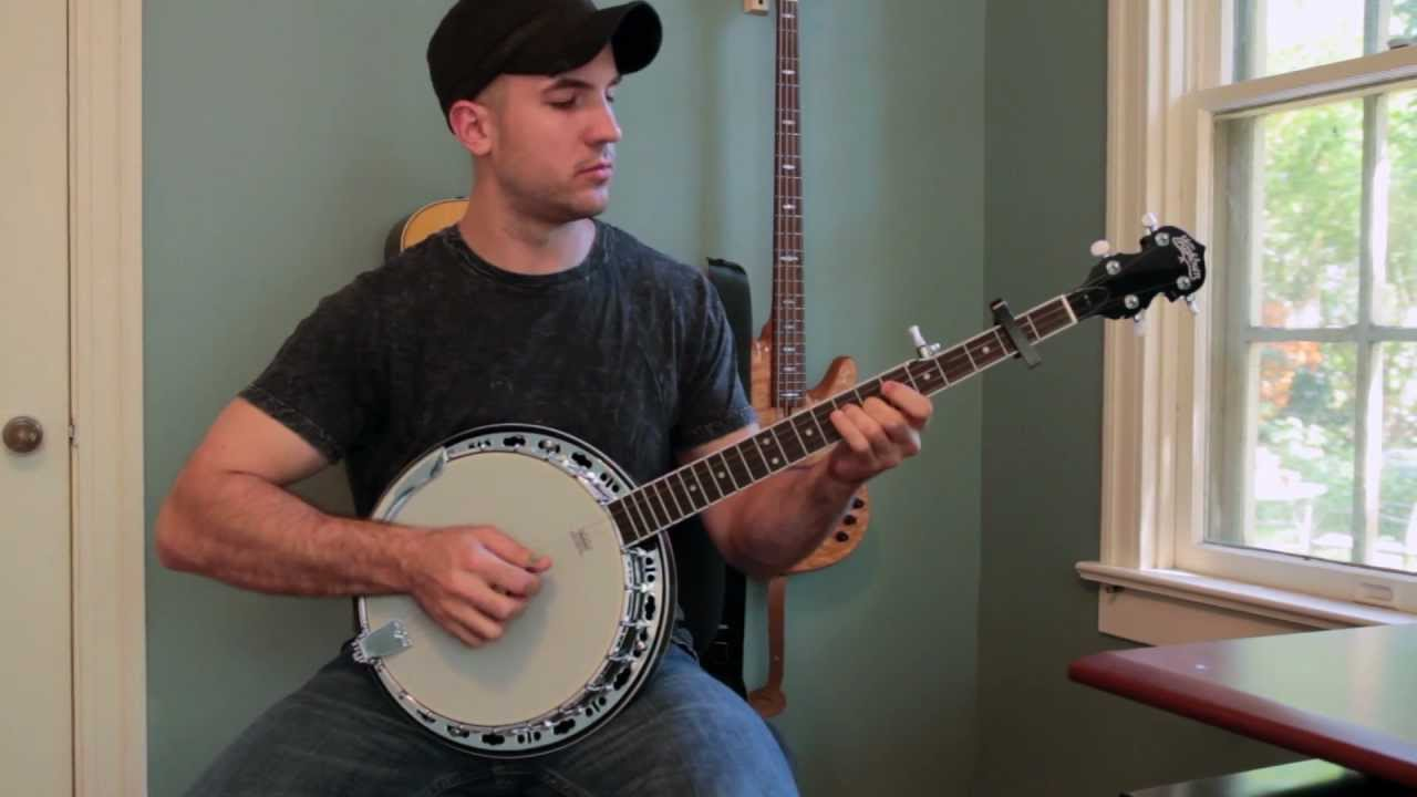 Mumford and Sons u0026quot;The Caveu0026quot; Banjo Lesson (With Tab) - YouTube