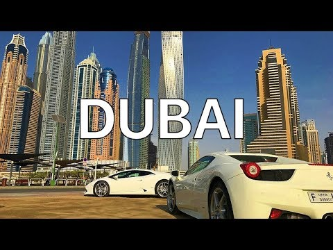 ДУБАЙ ЗА 5 ДНЕЙ. Лучшее МЕТРО в мире и  РОСКОШНЫЙ район -Дубай Марина! VLOG (День 2 #1) ОАЭ 2018