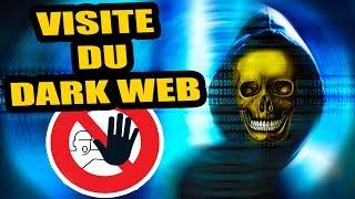 JE VAIS SUR UN SITE TOTALEMENT INTERDIT DU DARK-WEB !