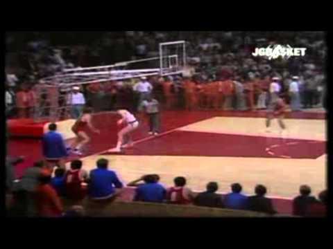 Final olímpica más dramática...basket