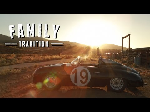 This Outlaw Porsche 356 Is A Family Tradition video