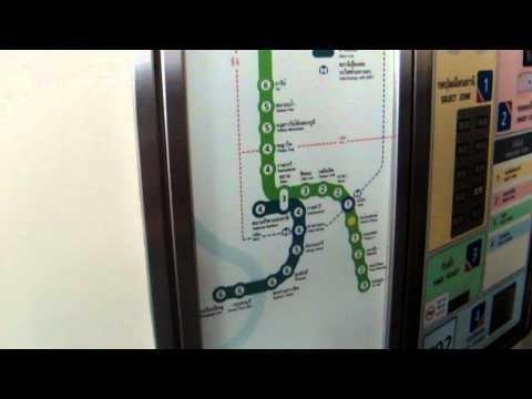 アキーラさん散策①親日国タイ・バンコク・BTSプロンポン駅Bangkok