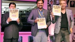 Indian Salon Report 2013 launched at
