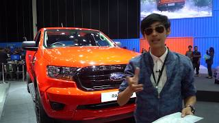 Ford Ranger XL+ Sport Hi-Rider และ Everest เบาะสีน้ำตาล ในงาน Big Motor Sale 2019