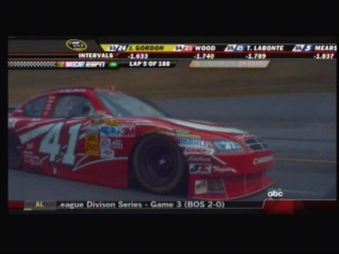 2008 AMP Energy 500 At Talladega - Part 3 of 27 (THE START) Video