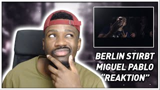 FRESH oder TRASH? - REAKTION zu MIGUEL PABLO - Berlin Stirbt | Teamnice