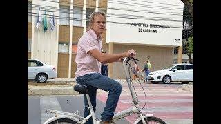 Olha o Transporte do Prefeito de Colatina Sr: Ségio Menequelli ( Exemplo )