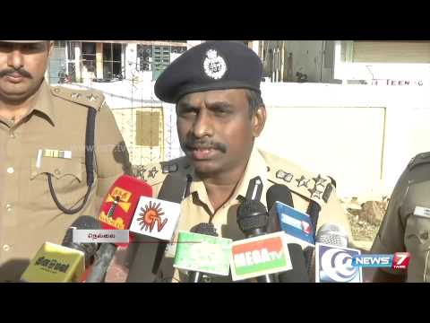 Tirunelveli police hold helmet awareness campaign   Tamil Nadu   News7 Tamil  
