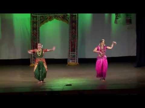Bharatanatyam : Viralimalai Kuravanji Priyadarsini Govind & Shobhana video