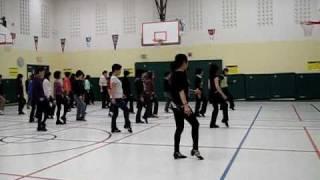 EZ Calypso Mexico - Winnie Yu (Dance & Walk thru)