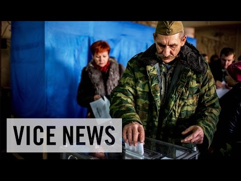 Elections Held in Separatist-Controlled Ukraine: Russian Roulette (Dispatch 83)