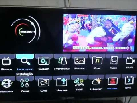 Megabox full hd twin i rodando liso no IKS e SKS