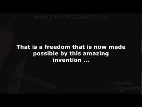 "The electronic cigarette ""e-Health Cigarette"""