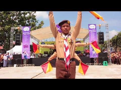 Axis Go To School - SMK Pertiwi Kuningan (Event Elshanda FM)