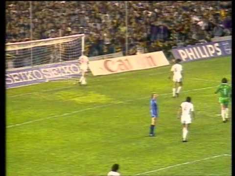 Steaua - Barcelona. EC-1985/86. Final