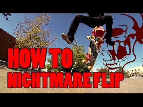 HOW TO NIGHTMARE FLIP THE EASIEST WAY TUTORIAL