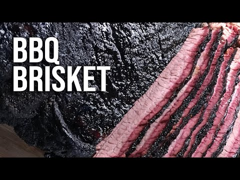 Beef Brisket Barbecue recipe by the BBQ Pit Boys