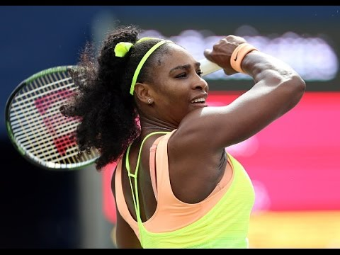 2015 Rogers Cup Second Round | Serena Williams vs Flavia Pennetta | WTA Highlights