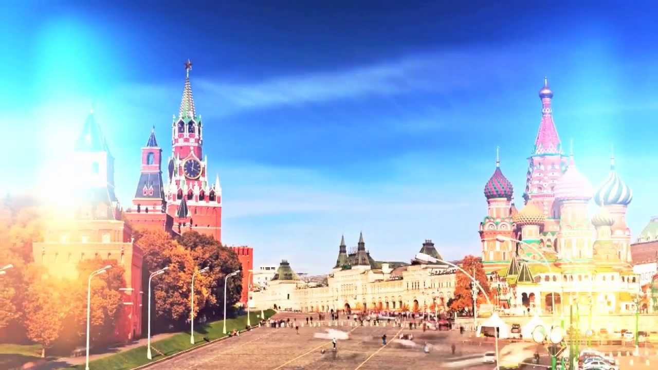 Guía de viaje de Moscú - My Destination Moscú