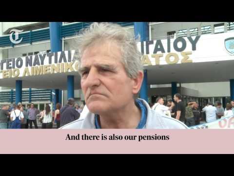 Greek Economic Crisis: In Piraeus, where Syriza isn't left wing enough