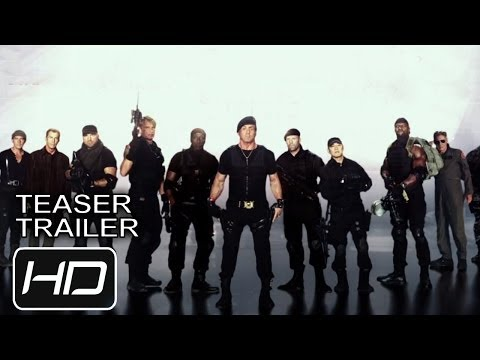 Los Indestructibles 3 - Teaser Trailer Oficial - HD