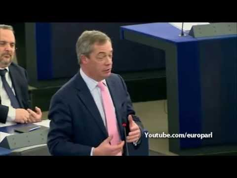 Nigel Farage: EU faces Greek democracy in great euro poker game