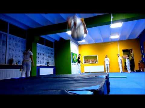 Szczecińska Akademia Capoeira - Klip Nr 3