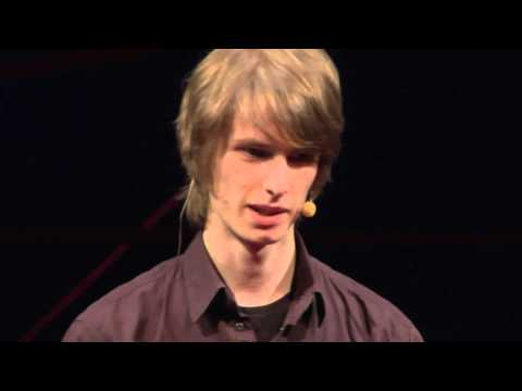 Pursuing your geeky project: Emil Johansson at TEDxGöteborg