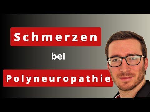 Schmerzen bei Polyneuropathie (Wie Bewegung hilft)
