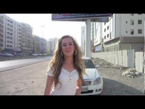 My Trip to Fujairah , UAE. ( MIA Bad Girls - Soundtrack)