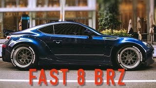 BRZ In Fast & Furious 8