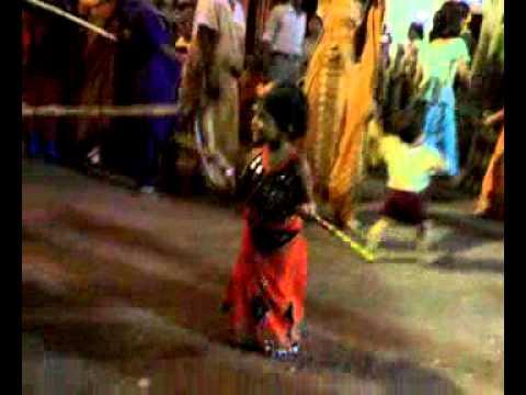 Hruchika Dandiya she waz 1yr 3 mnths old.mp4