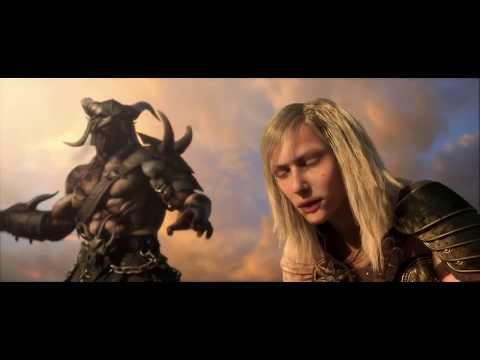 Neverwinter Opening Cinematic Story Cutscene MMORPG 2013 HD