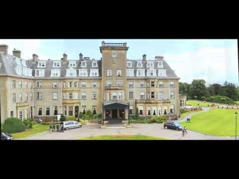 GLENEAGLES PROMO - 5 STAR LUXURY HOTEL SCOTLAND GOLF SPA TRAVEL