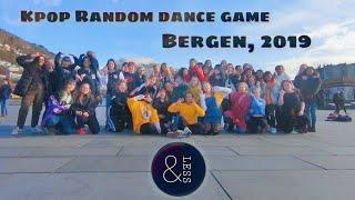 [KPOP IN PUBLIC NORWAY] Bergen Random Dance Game