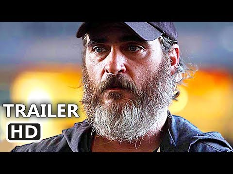 YOU WERE NEVER REALLY HERE Trailer (2018) Joaquin Phoenix Thriller Movie HD